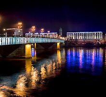 Linz / Austria by Kurt  Tutschek
