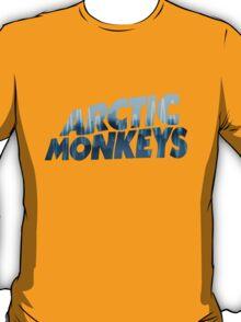 Arctic Monkeys Foggy City  T-Shirt
