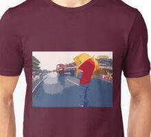 "Unique and rare 1980 Race Trucks France 16 (c) (t) "" fawn paint Picasso ! Olao-Olavia by Okaio Créations Unisex T-Shirt"