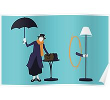 Poppins Portal Poster