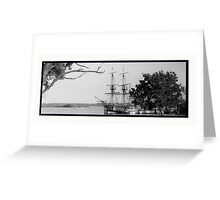 The Endeavor, Alexandria, Virginia Greeting Card