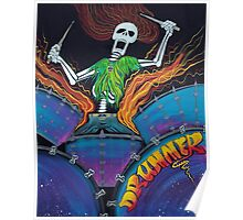 Drummer Of The Dead Poster