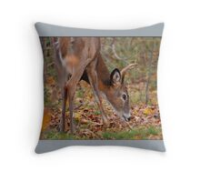 Sunshine upon My Body Throw Pillow