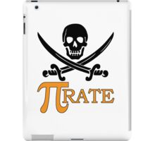 Pi-rate iPad Case/Skin