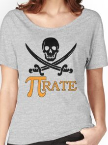 Pi-rate Women's Relaxed Fit T-Shirt