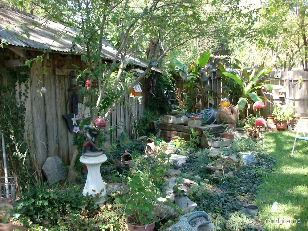 The Garden by randyhanna