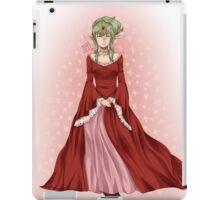Tiki Dress iPad Case/Skin