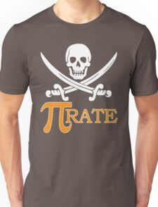 Pi-rate Unisex T-Shirt