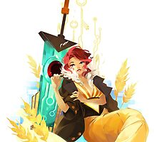 See You in the Country -Transistor by zetallis