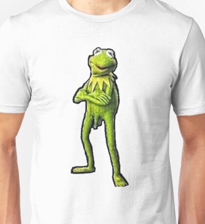 Kermit With a Penis Unisex T-Shirt