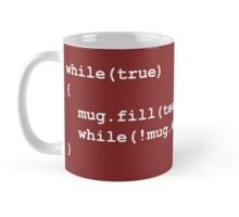 Code for Mug Use - Tea Mug