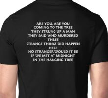 The Hanging Tree Song Mockingjay Unisex T-Shirt