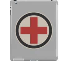Team Fortress 2 - Health Icon [Vector] iPad Case/Skin