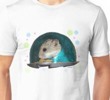 Spaceship Abby Unisex T-Shirt