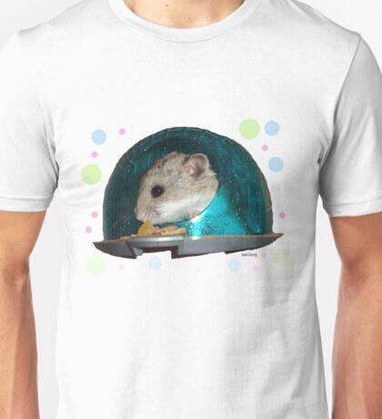 Spaceship Abby Unisex T-Shirt