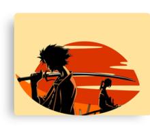 Samurai Champloo Canvas Print