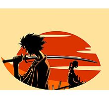 Samurai Champloo Photographic Print