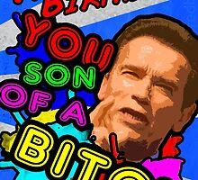 Arnie's Birthday Message! by SimplyMrHill