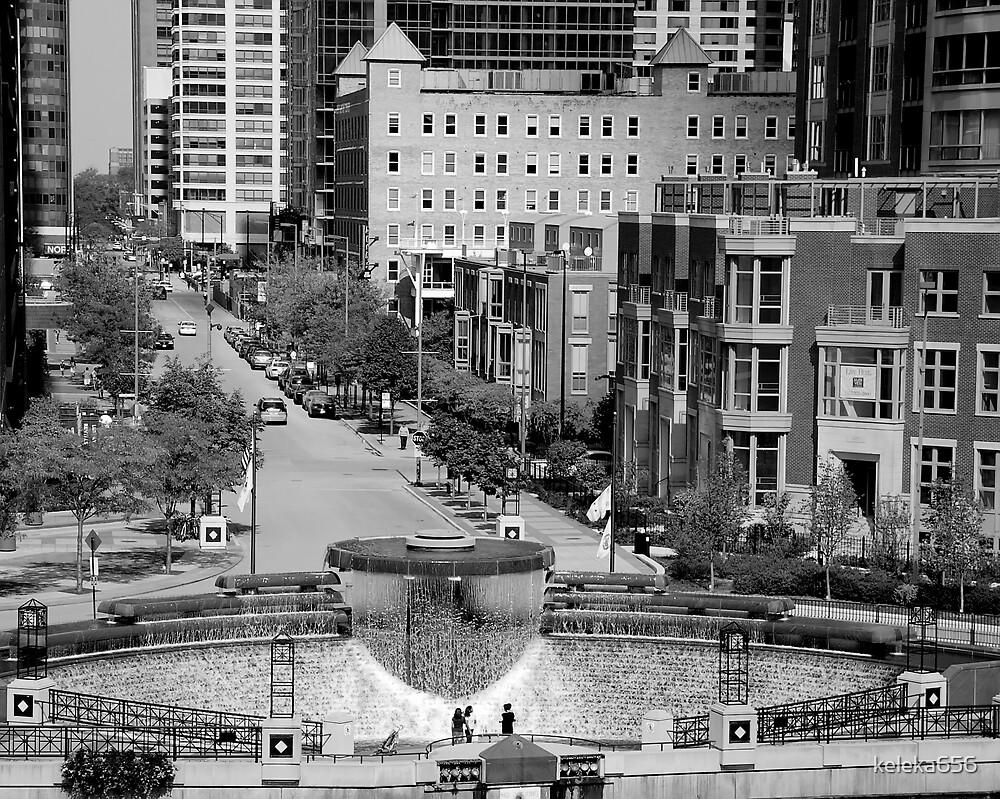 Chicago Side Street  by keleka656