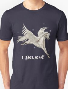 Flying Pegasus Unisex T-Shirt