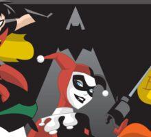 Batman TAS Sticker