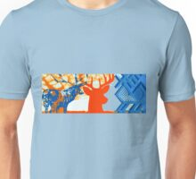 The deer in the forest Unisex T-Shirt