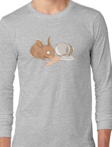 Coffy Rabbit Long Sleeve T-Shirt