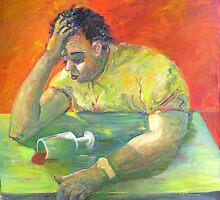 Sergio, a hard day's night by Virginia McGowan