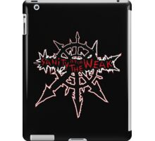 Sanity is for the Weak (warhammer) iPad Case/Skin