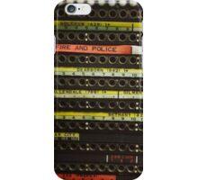Switchboard iPhone Case/Skin
