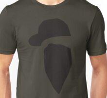 No Gangsta Black Unisex T-Shirt
