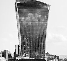 The Walkie Talkie Building, London by Graham Prentice