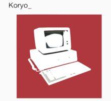 bland IBM by koryo