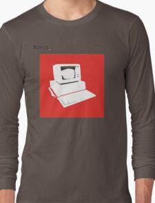 bland IBM Long Sleeve T-Shirt