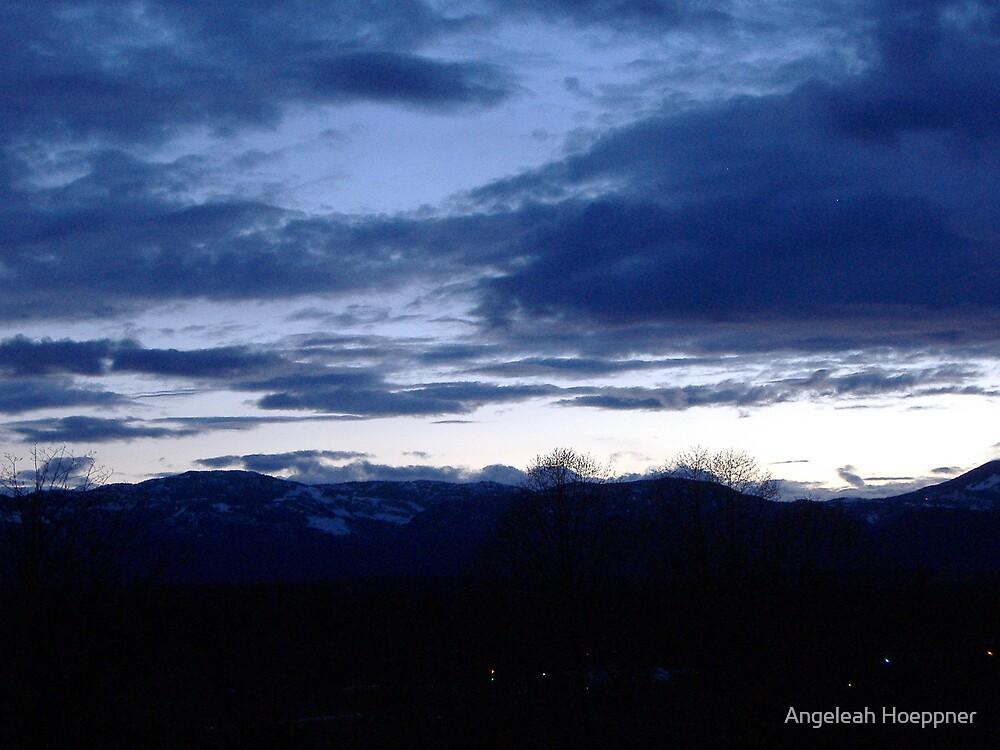 Cloudy Skies by Angeleah Hoeppner