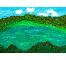 St. Johns Virgin Islands Photographic Print