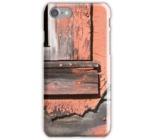 windowsill iPhone Case/Skin