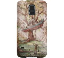 Fisherman of the Forest Samsung Galaxy Case/Skin