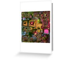 Rogues Gallery 14 Greeting Card