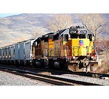 Union Pacific 3768 Photographic Print