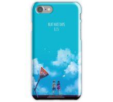 Kagepro - Heat Haze Days iPhone Case/Skin