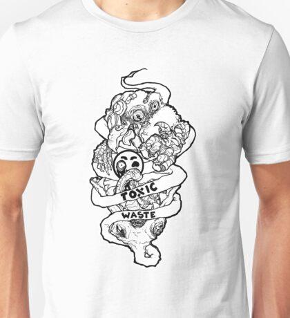 TOXIC WASTE Unisex T-Shirt