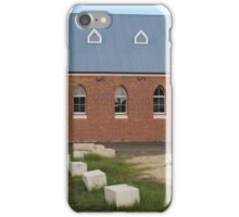 Masonic Hall Pinjarra iPhone Case/Skin