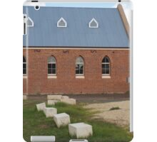 Masonic Hall Pinjarra iPad Case/Skin