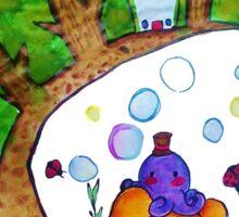 Bubble's Adventure Sticker