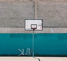 Basktball Court  by nicolereed