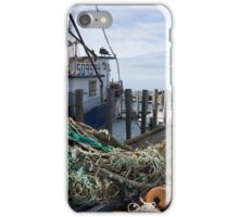 nets and buoys iPhone Case/Skin