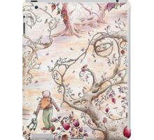 Frog Forest iPad Case/Skin