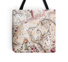 Frog Forest Tote Bag