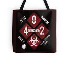 Biohazard warning Tote Bag